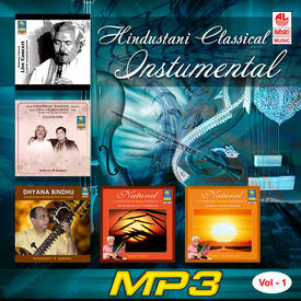 Hindustani Classical Instrumental- Vol I