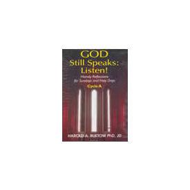 God Still Speaks: Listen (Sunday Homilies ABC 3 Vols)