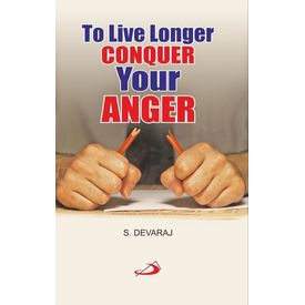 Live longer conquer your anger