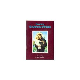Novena to St Anthony of Padua