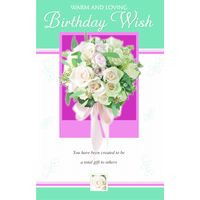 Warm And Loving Birthday Wish 2