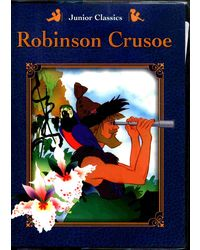 Junior Classics Robinson Crusoe