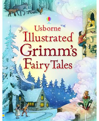 Illustrated Grimm s Fairy Tales