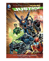 Justice League: Forever Heroes- Vol. 5 (The New 52)