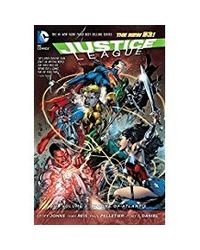 Justice League (The New 52) : Throne of Atlantis: 3