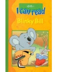 I can read blinky bill level 1
