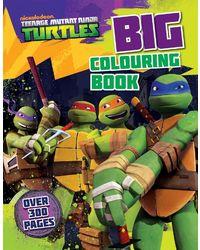 Tmnt big colouring book