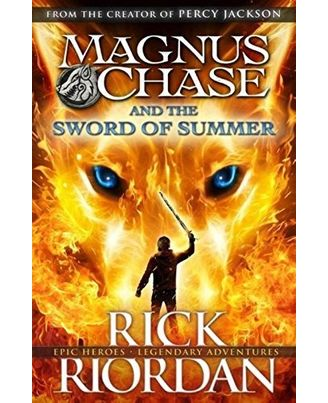 Magnus chase and sword of)