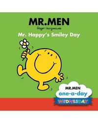 Wednesday: Mr. Happy's Smiley Day