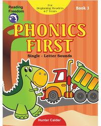Phonics First (Book- 3)