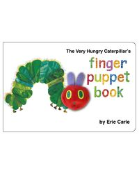 Very hungry caterpillar puppet