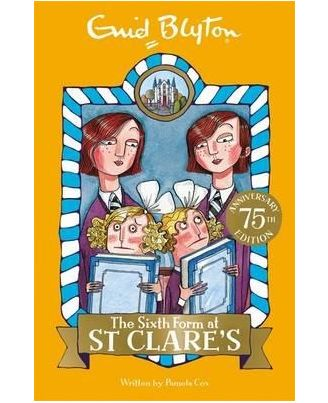 St clare s: 09: the sixth form