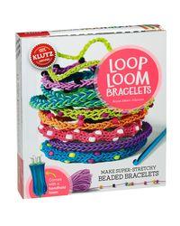 Loop Loom Bracelets (Klutz)