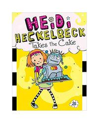 Heidi Heckelbeck Takes The Cake