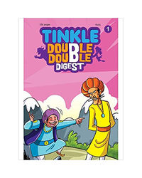 Tinkle Double Digest No 1