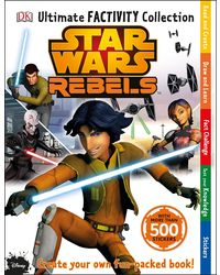 Star Wars Rebels: Ultimate Factivity Collection
