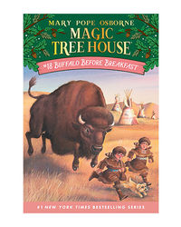 Magic Tree House# 18: Buffalo Before Breakfast