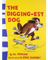 The Digging- est Dog