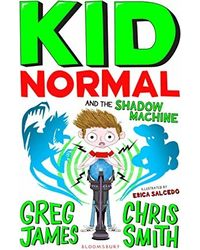 Kid Normal And The Shadow Mach
