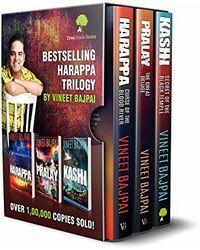Harappa Triology Boxset