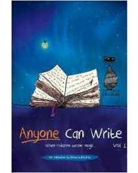 Anyone can write- part 1