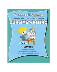 Cursive Writing Letters Rragon_ Workbooks)