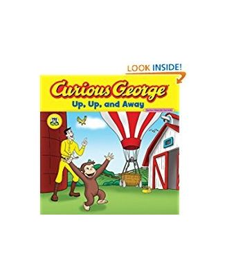 Curious George Up, Up, and Away