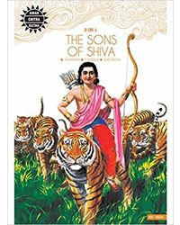 The Sons Of Shiva: 3 In 1