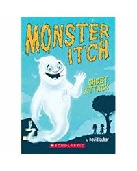 Ghost Attack (Monster Itch# 1)
