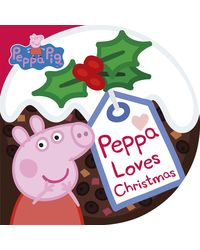 Peppa Loves Christmas (Peppa Pig)