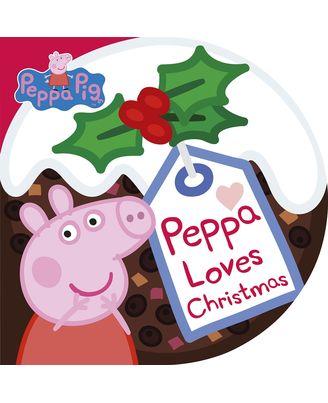 Peppa Loves Christmas (Peppa Pig)