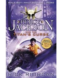 Percy jackson and titan's curs