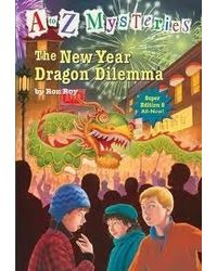 A to z mys: new year dragon dil