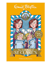 The Sixth Form At St Clare's: Book 9