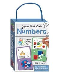 Hb: jigsaw flash cards: numbers