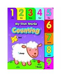 My first words counting