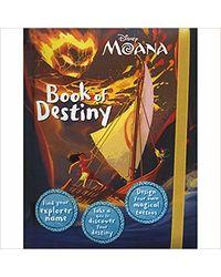 Disney moanabook of destiny
