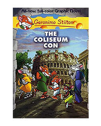 Geronimo Stilton The Coliseum Con