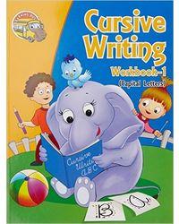 Cursive wrigint workbook 1