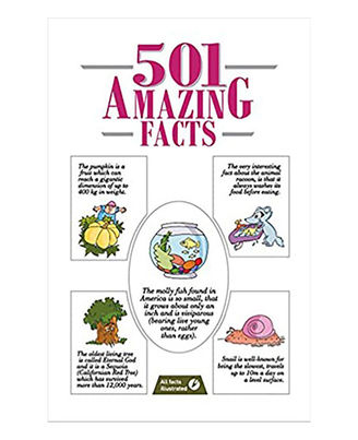 501 Amazing Facts