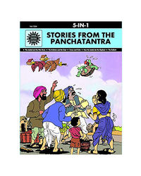 Stories From The Panchatantra: 5 In 1