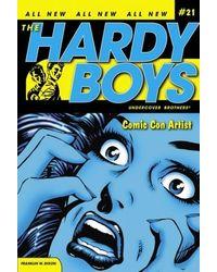 Hb: comic con artist