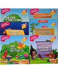 Early Start Graded Readers Level 4 (Set of 6 Books) (Early Start Graded Readers)