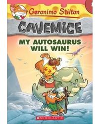Geronimo Stilton Cavemice: My Autosaurus Will Win