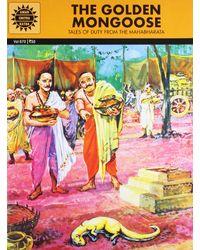 The Golden Mongoose (Amar Chitra Katha)