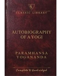W: cl: autobiography of a yogi