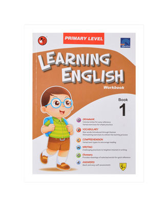 Sap Learning English Workbook Primary Level 1