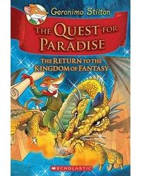 Geronimo stiltonquest for par