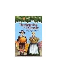 Magic Tree House# 27: Thanksgiving On Thursday