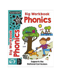 Big Workbook Phonics Ages 4- 7 Early Years And Ks1